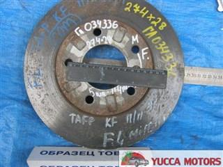 Тормозной диск Mazda Eunos 800 Барнаул