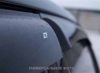 Ветровики комплект Volkswagen Tiguan Хабаровск