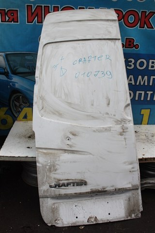 Дверь Volkswagen Crafter Бердск