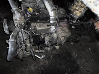 Двигатель Nissan Mistral Хабаровск