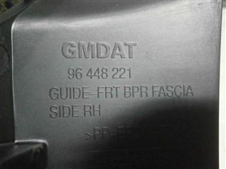 Крепление бампера Chevrolet Captiva Владивосток