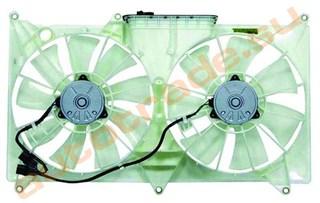 Диффузор радиатора Lexus GS430 Иркутск