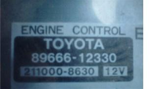 Блок управления efi Toyota Sprinter Владивосток