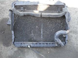 Радиатор основной Toyota Hiace Truck Владивосток