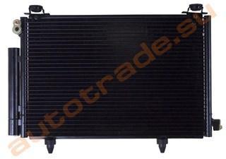 Радиатор кондиционера Toyota Echo Улан-Удэ