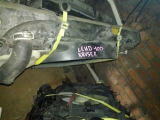 Радиатор основной Toyota Land Cruiser Владивосток