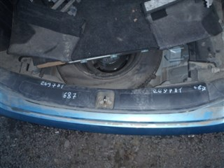 Накладка замка багажника Honda Edix Иркутск