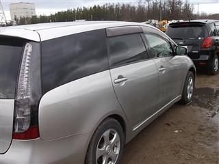 Стекло собачника Mitsubishi Grandis Владивосток