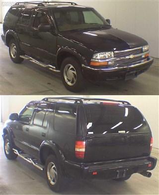 Блок abs Chevrolet Blazer Новосибирск
