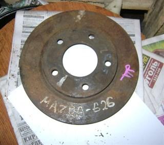Тормозной диск Mazda 626 Томск