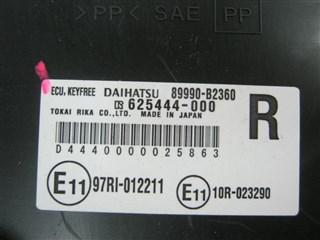 Блок управления efi Daihatsu Tanto Владивосток