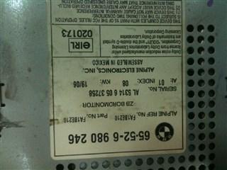 Магнитофон BMW X5 Владивосток