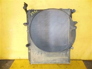 Радиатор основной Mazda Titan Уссурийск