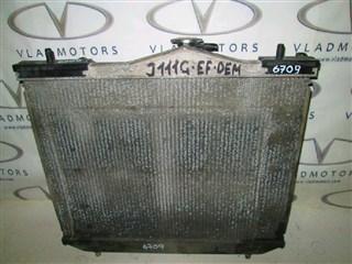 Радиатор основной Daihatsu Terios Kid Владивосток