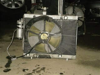 Радиатор основной Suzuki Every Владивосток