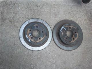 Тормозной диск Nissan Murano Новосибирск