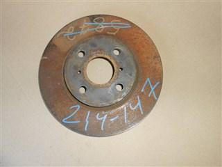 Тормозной диск Toyota Sienta Уссурийск