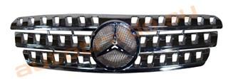 Решетка радиатора Mercedes-Benz M-Class Москва