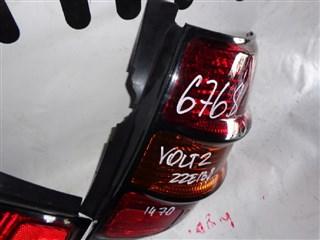 Стоп-сигнал Toyota Voltz Владивосток