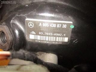 Главный тормозной цилиндр Mercedes-Benz SLK-Class Новосибирск