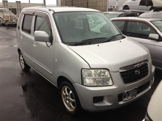 Nose cut Suzuki Wagon R Solio Владивосток