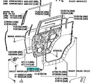 Дверь Lexus LX570 Новосибирск