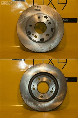Тормозной диск Mitsubishi Lancer Cedia Уссурийск