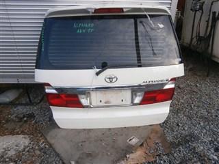 Дверь задняя Toyota Alphard Владивосток