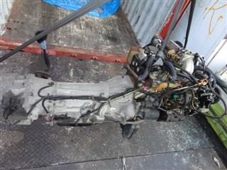 Двигатель Nissan Mistral Новосибирск