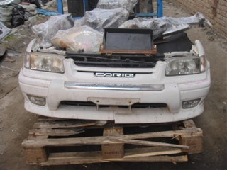 Nose cut Toyota Carib Владивосток