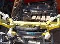 Рамка радиатора для Mazda RX-8
