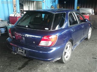 Бачок стеклоомывателя Subaru Impreza Wagon Уссурийск