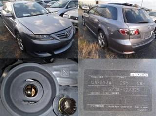Дверь Mazda 6 Wagon Новокузнецк