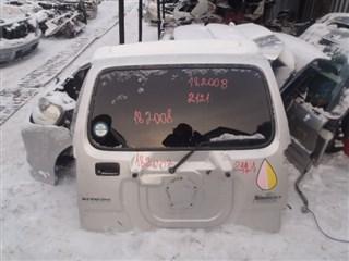Крышка багажника Suzuki Jimny Wide Иркутск