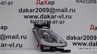 Туманка Hyundai Avante Владивосток