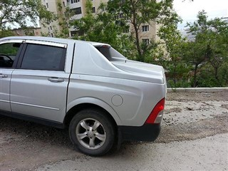 Кунг для ssang yong actyon sports extreme auto SsangYong Actyon Sports Владивосток