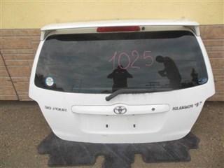 Дверь задняя Toyota Kluger V Уссурийск