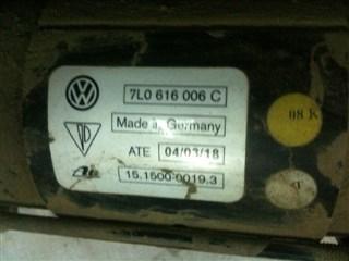 Компрессор подвески Volkswagen Touareg Владивосток