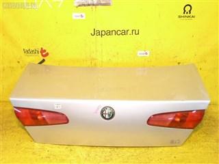 Крышка багажника Alfa Romeo 166 Новосибирск