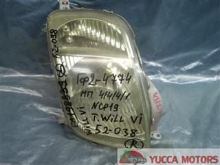 Фара Toyota Will VI Барнаул