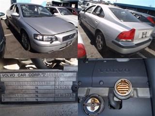 Бампер Volvo S60 Улан-Удэ