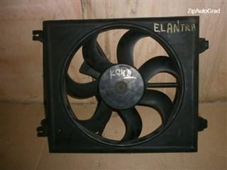 Вентилятор радиатора кондиционера Hyundai Elantra Москва