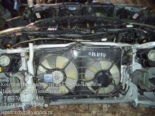 Радиатор основной Mitsubishi Grandis Новосибирск