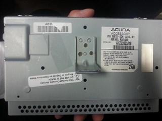 Блок управления приборами Acura ZDX Комсомольск-на-Амуре