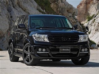 Обвес Toyota Land Cruiser 200 Владивосток