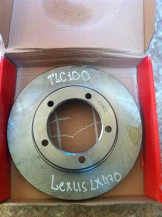 Тормозной диск Lexus LX470 Хабаровск