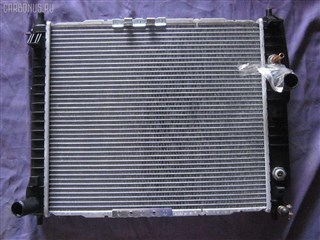 Радиатор основной Chevrolet Aveo Новосибирск