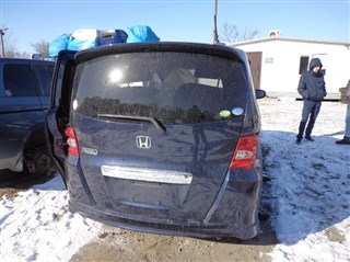 Бампер Honda Freed Владивосток