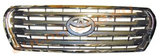 Решетка радиатора Toyota Land Cruiser 200 Красноярск