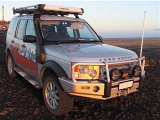 Шнорхель Land Rover Discovery Владивосток